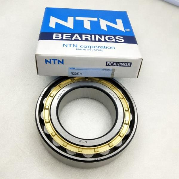 NSK 6003Z  Single Row Ball Bearings #1 image